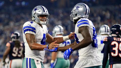 Dallas Cowboys (last week: 13)