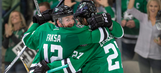 Stars beat Ducks in opener matching division champs
