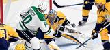 Spezza scores go-ahead goal in Stars' win over Predators