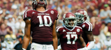 Texas A&M looking for monster win at Alabama