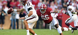 Alabama rolls past Texas A&M in SEC showdown