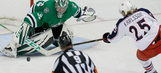 Stars shut out at home by Blue Jackets