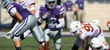 Kansas State holds on for 24-21 victory over Texas