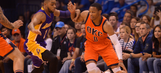Westbrook gets another triple-double, Thunder beat Lakers