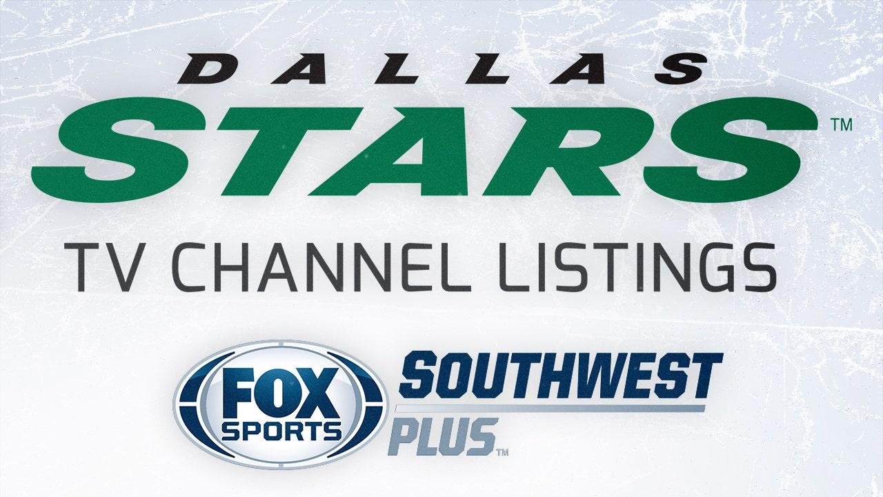 Stars on FOX Sports Southwest PLUS: Channel listings | FOX Sports