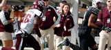 Mississippi State holds on to upset No. 4 Texas A&M