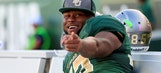 Baylor career rushing leader sidelined for attitude issues