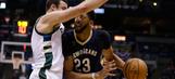 Pelicans beat Bucks for first win of season