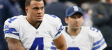 Cowboys keep winning with healthy Tony Romo as backup