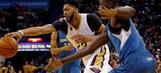 Anthony Davis scores 45, leads Pelicans past Timberwolves