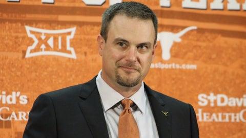 Tom Herman, Texas