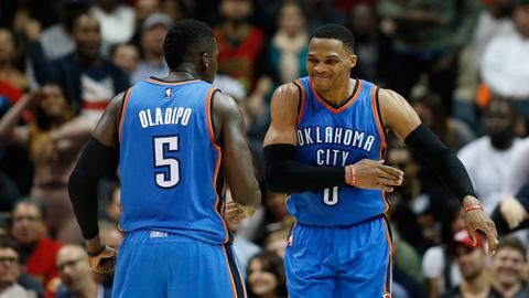 Oklahoma City Thunder: An MVP award for Russell Westbrook