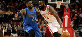 Harden leads Rockets over Mavs for 6th straight win