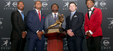 Oklahoma duo finishes third & fourth in Heisman voting