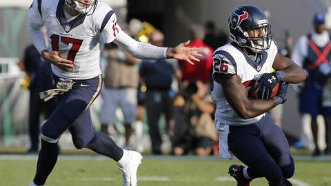 The Texans finally snapped their streak