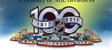 Check out the NHL's Centennial-themed float for Rose Parade