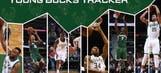 Young Bucks Tracker: Season summary