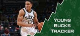 Young Bucks Tracker: Brogdon making case for ROY