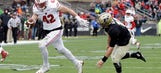 Badgers rebound from slow start to blow out Purdue, 49-20