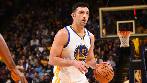 Golden State Warriors: Zaza Pachulia