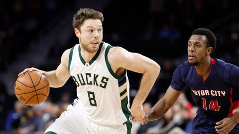 Milwaukee Bucks: Matthew Dellavedova