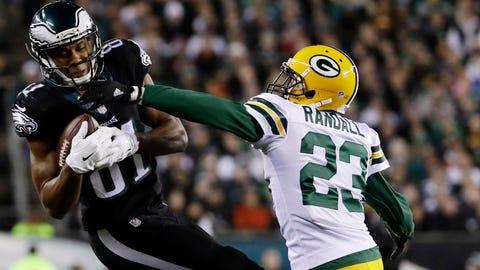 Damarious Randall, CB, Packers