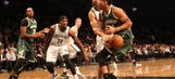 Antetokounmpo leads Bucks over Nets, 111-93