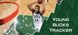 Young Bucks Tracker: Giannis being Giannis