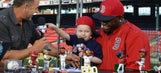 Young Red Sox fan with heart condition meets hero David Ortiz