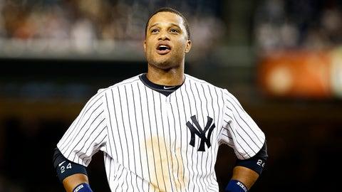 Robinson Cano: New York Yankees, 2008 (12 qualifying seasons)