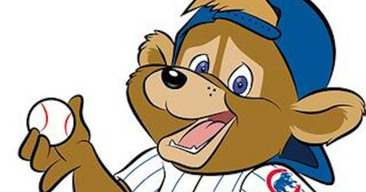 Cubs Introduce New Kid Friendly Mascot Instantly Get