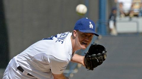 5. Zack Greinke, Los Angeles Dodgers (2013)