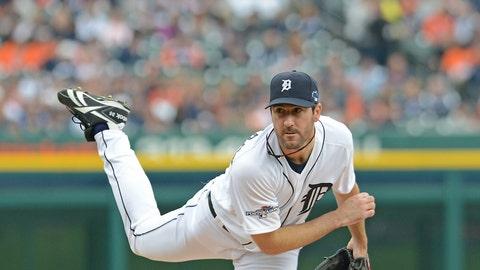 2. Justin Verlander, Detroit Tigers (2013)