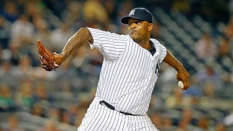 4. C.C. Sabathia, New York Yankees (2010)