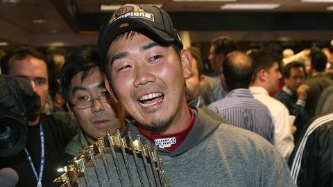 Daisuke Matsuzaka — SP