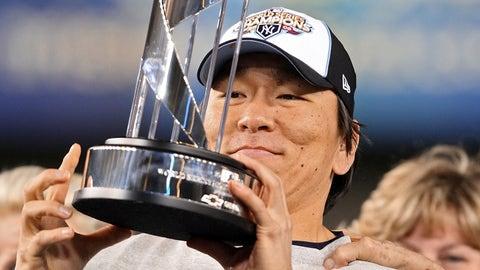 Hideki Matsui — OF/DH