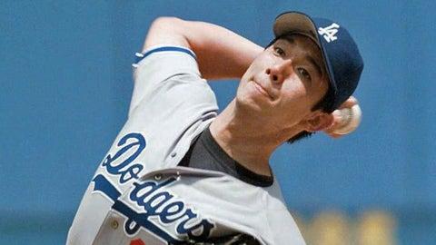Hideo Nomo (Los Angeles Dodgers, 1995)