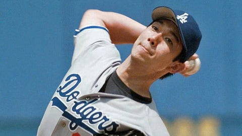 Hideo Nomo (Los Angeles Dodgers, 1995)