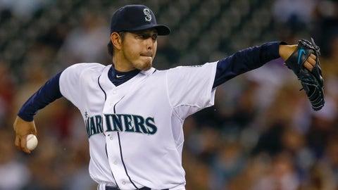 Hisashi Iwakuma — SP