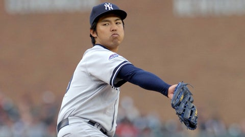Kei Igawa, Yankees (2006): 5 years, $46 million (plus $26M posting fee)