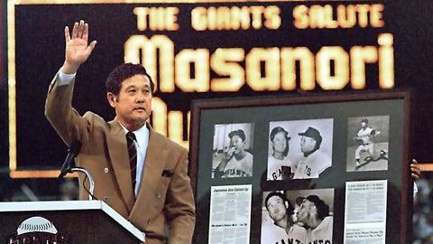Masanori Murakami — RP