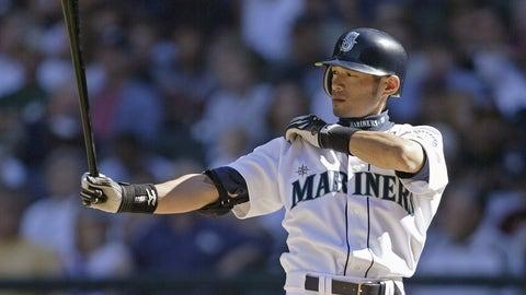 Ichiro Suzuki — OF