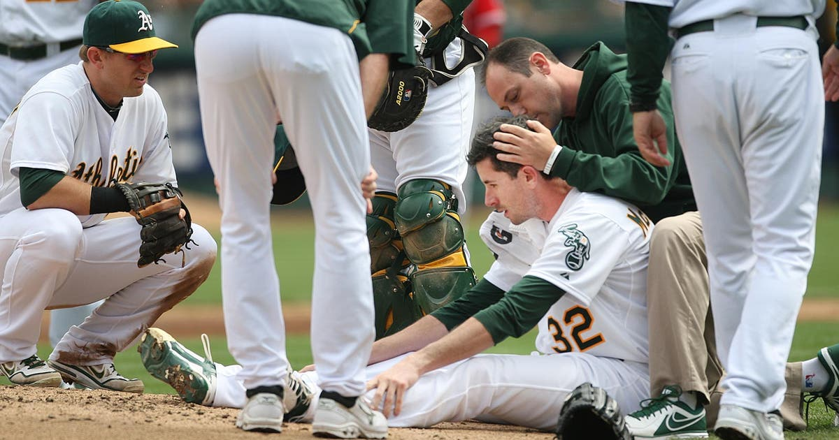 b51e06bfa Heavy, sweaty, itchy: Why pitchers won't use protective caps   FOX Sports