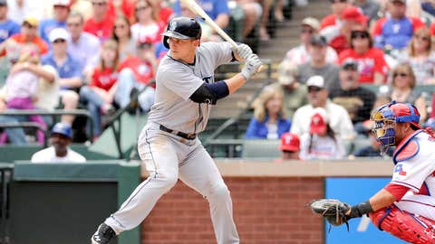 Third base: Kyle Seager, Mariners