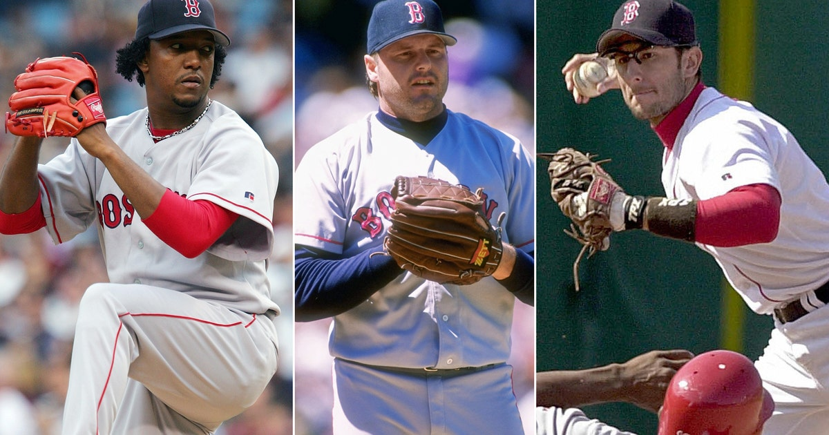 Clemens pedro nomar voted into red sox hall of fame - Pedro martinez garcia ...