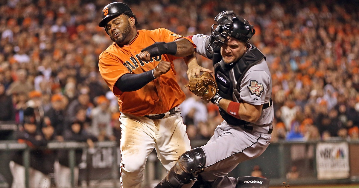MLB shouldn't rush rule on home-plate collisions