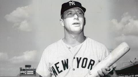 "Mickey Mantle – ""Mick"" by Dinosaur Jr."