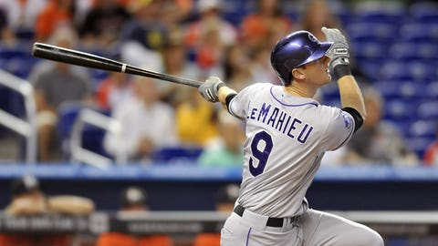 D.J. LeMahieu, 2B, Colorado Rockies