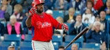 Phillies manager Mackanin calls it 'a hairy situation' with Ryan Howard