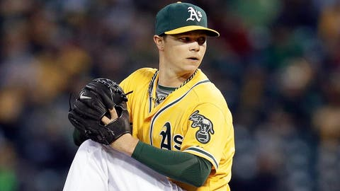 A's: Sonny Gray (1st round, 18th overall, 2011)
